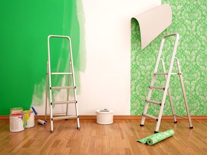 壁紙と塗装、どっちがいいの?