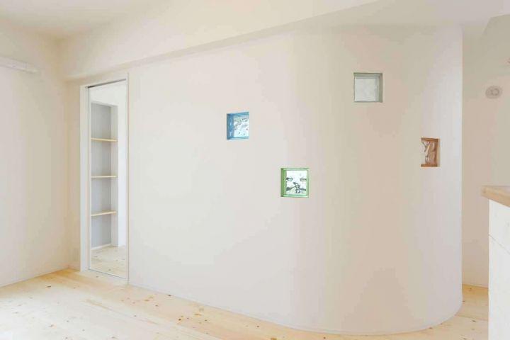 ガラスブロックのリノベーション事例|他の素材では表現できないオリジナルの装飾性